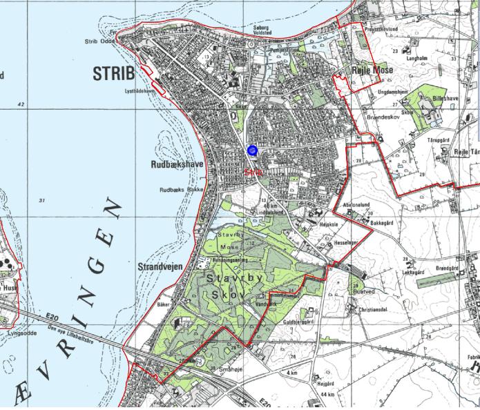Strib Sogn 1980 - 2001