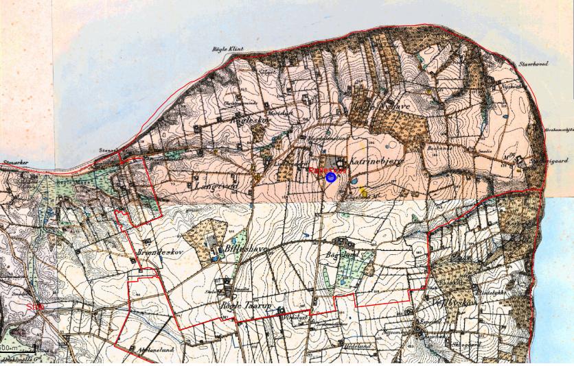 Røjleskov Sogn 1877 -